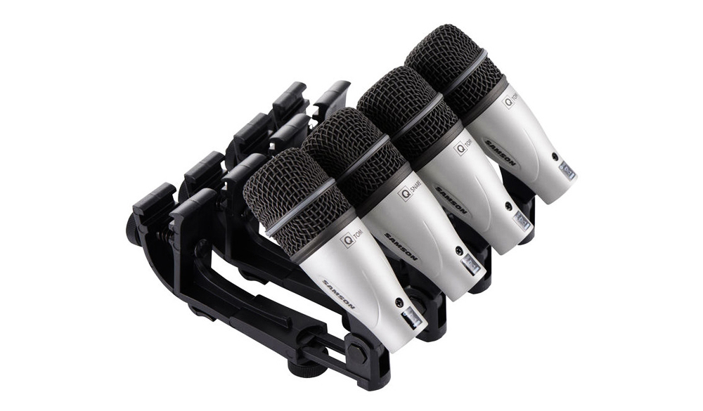 SAMSON 8KIT 8支套装架子鼓麦拾音话筒