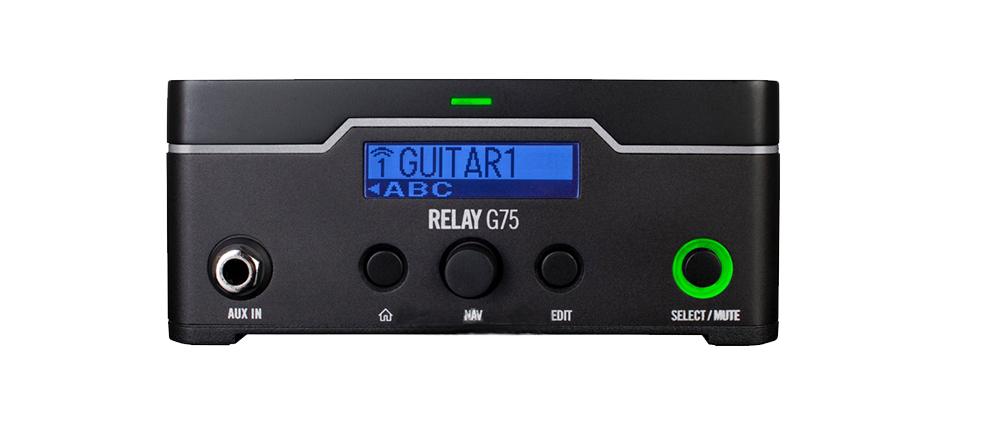 line6 Relay G75 数字无线吉他系统