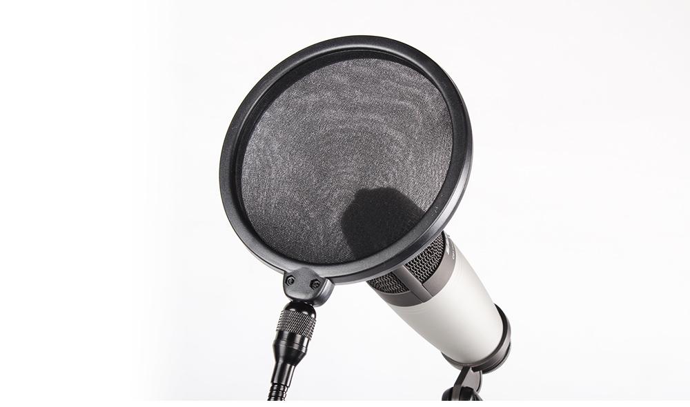 PS01 专业话筒防喷罩