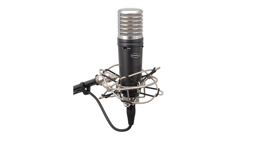 SAMSON MTR231 专业电容录音话筒