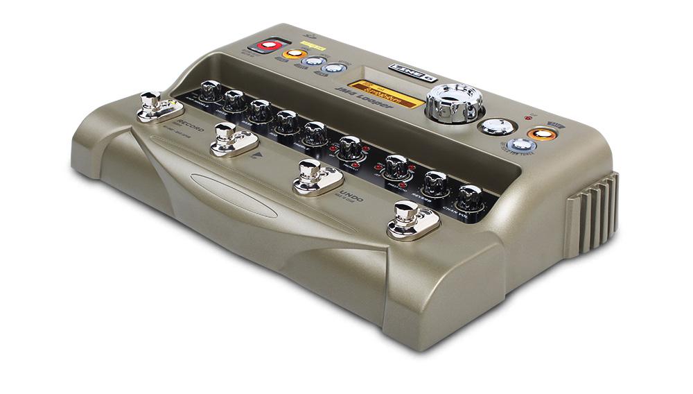 LINE6 JM4 looper电吉他单块效果器
