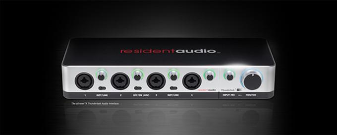 resident audio