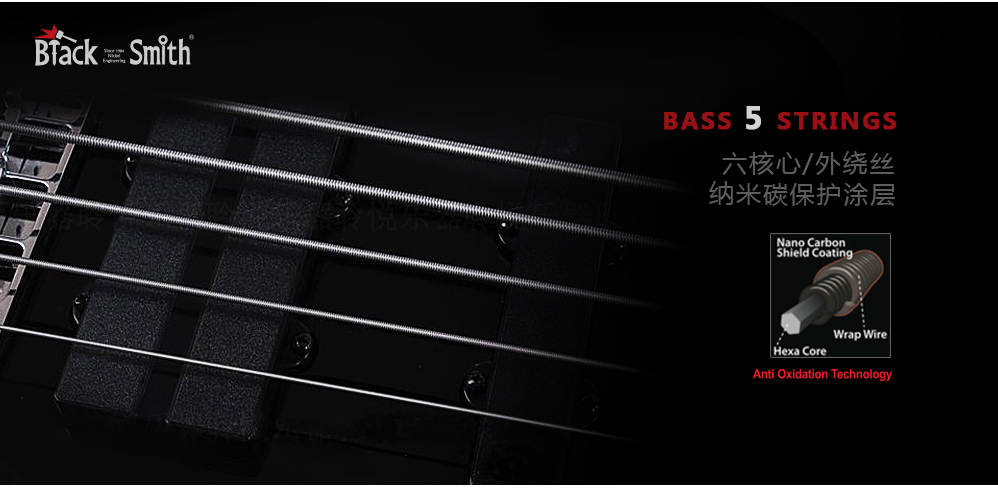 BASS 4 STRINGS