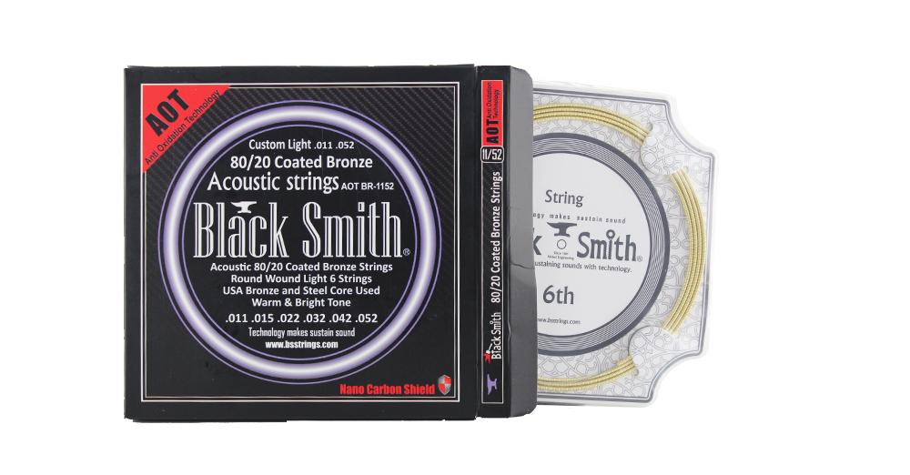 Black smith 木吉他专用弦