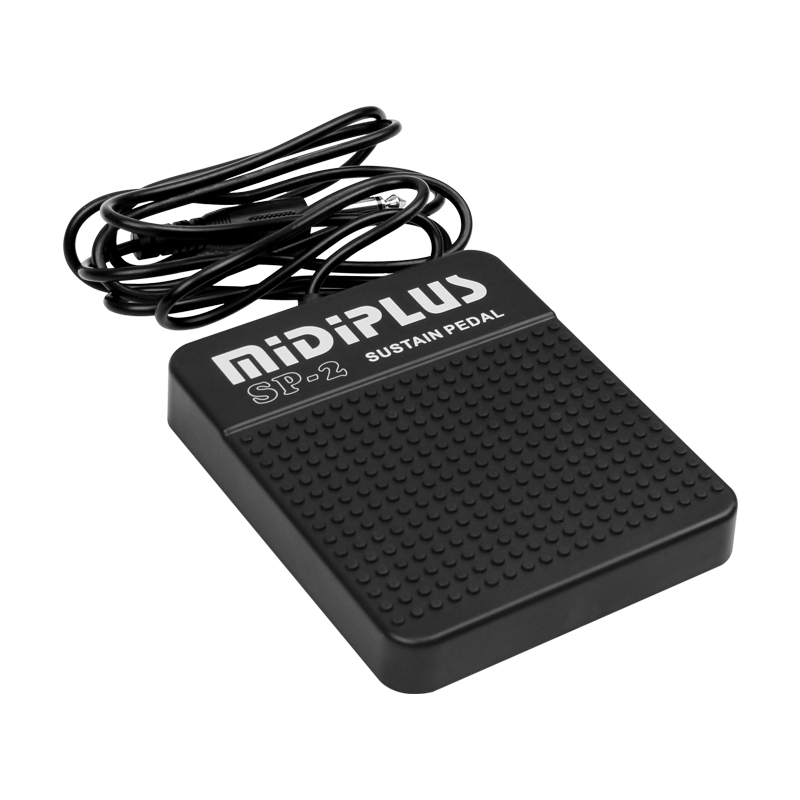 MIDIPLUS SP-2 midi键盘延音踏板 钢琴/电子琴/合成器通用
