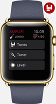 Line 6 AMPLIFi Remote 已在支持Apple Watch 的首批 App 列表里