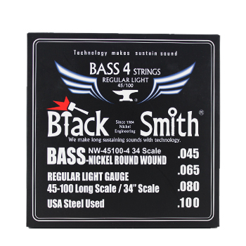 Black Smith BASS NW-45100-4
