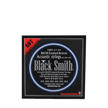 Black Smith ACOUSTIC AOT BR-1253