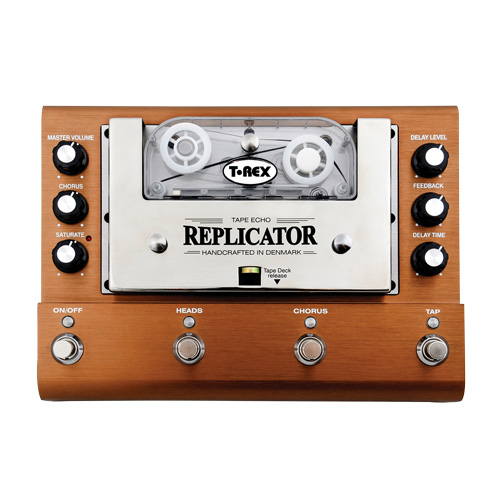 Replicator Tape Echo